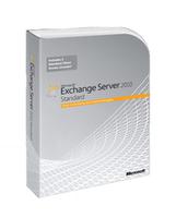 Microsoft Exchange Server 2010 Standard, GOV, OLP-NL, SA, D CAL programmatūra