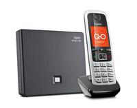 Gigaset C430  A GO  black telefons