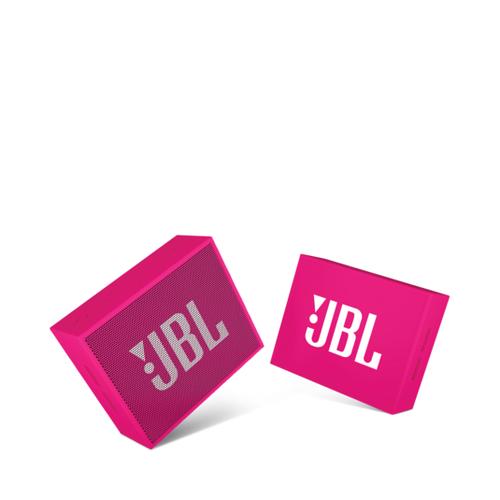 JBL GO Bluetooth Pink pārnēsājamais skaļrunis