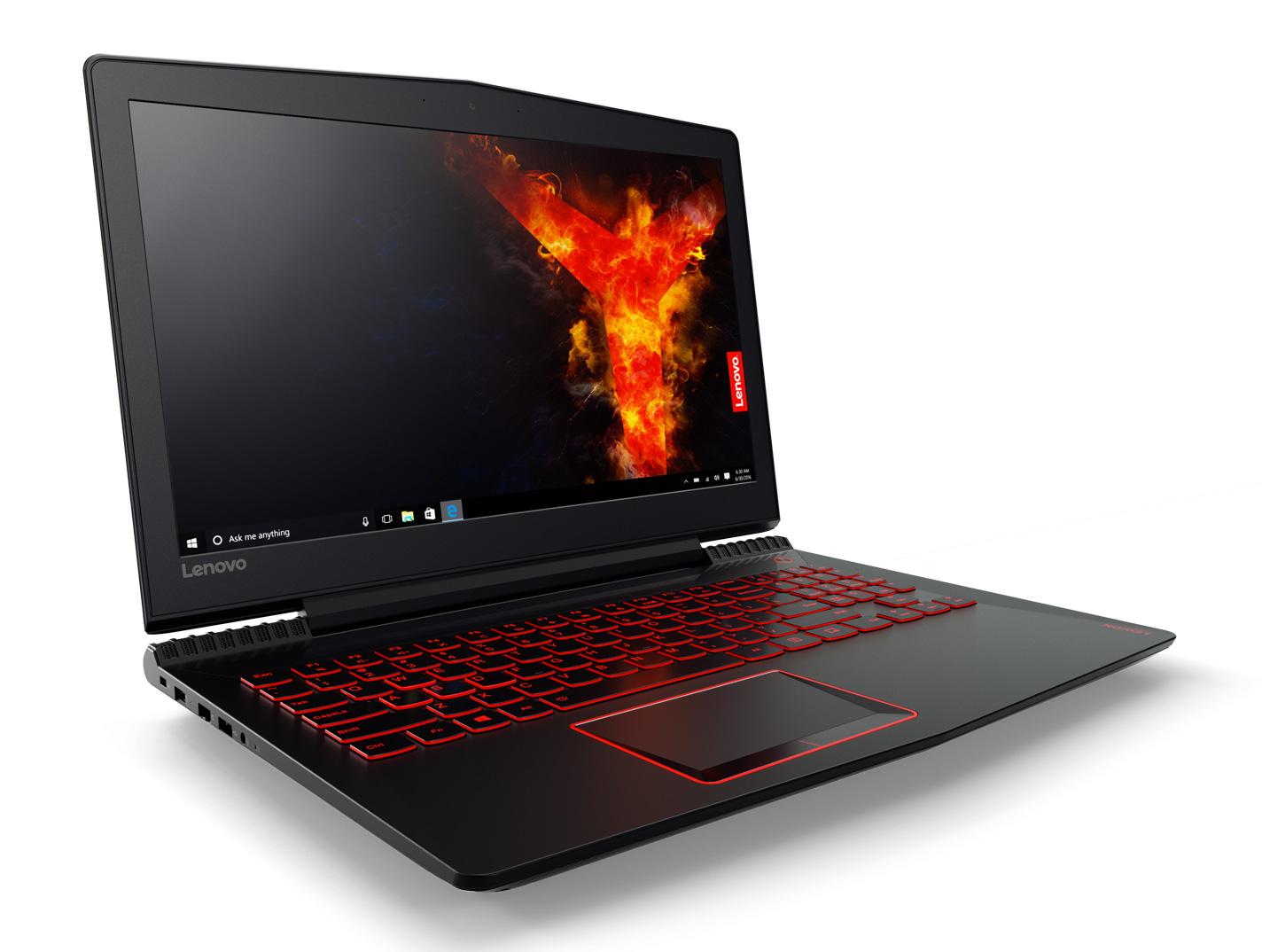 """Lenovo Legion Y520 15""""FHD/i5-7300HQ/8GB/1TB+128GB SSD(M2)/GeForce GTX1050 2GB/DOS Portatīvais dators"""