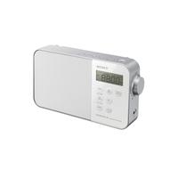 Sony ICF-M 780 SL, White radio, radiopulksteņi
