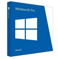 OEM Win Pro 8.1 DE x64  1PK DVD   FQC-0694