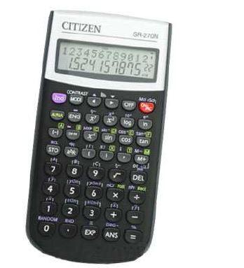 CITIZEN SR-270N kalkulators