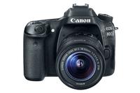 Canon EOS 80D Kit + EF-S 18-55 IS STM Spoguļkamera SLR