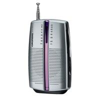 Grundig City 31 Chrome radio, radiopulksteņi