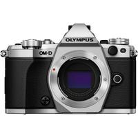 Olympus E-M5 Mark II Korpus Srebrny Digitālā kamera