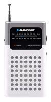 Blaupunkt Pocket radio PR4WH AM/FM | white magnetola