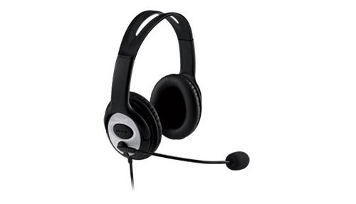 Microsoft L2 LifeChat LX-3000 Win USB Port EMEA EG austiņas