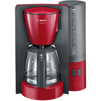 Coffee maker Bosch TKA6A044 | red Kafijas automāts