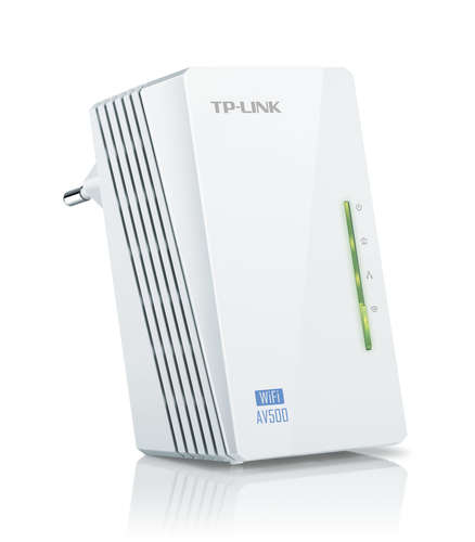 TP-Link TL-WPA4220 300Mbps AV500 WiFi Powerline Extender (Single Pack) POWERLINE adapteri