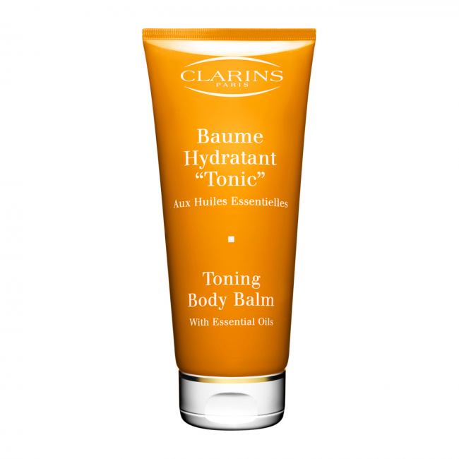 Clarins Body Hydrating Care Toning  Body Balm  200ml Women kosmētika ķermenim
