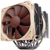 Noctua NH-D14 CPU-cooler - 140/120mm procesora dzesētājs, ventilators