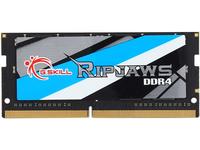 G.Skill Ripjaws DDR4 8GB 2400MHz CL16 SO-DIMM 1.2V operatīvā atmiņa