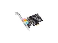 MicroConnect 5.1 Channels PCIe sound card Main chip : CMI 8738 skaņas karte