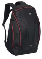 ASUS Rog Shuttle Backpack up to 17 (exclude G750/G74), Black portatīvo datoru soma, apvalks