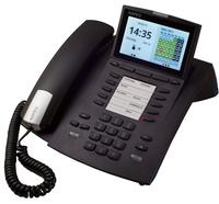 Systemtelefon AGFEO ST45 black telefons