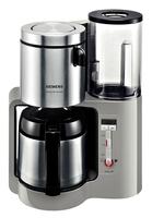 Siemens TC86505 Kaffeemaschine black/silver Kafijas automāts