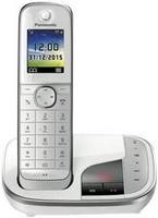 Panasonic KX-TGJ320GW white telefons