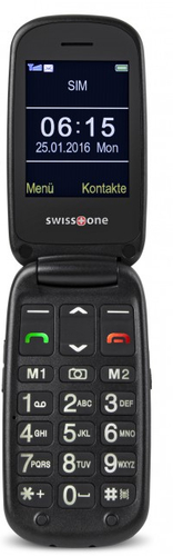Swisstone BBM 615 Mobilais Telefons