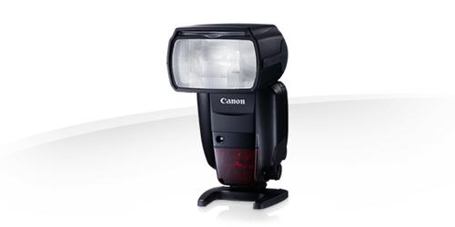 Canon Speedlite 600EX II-RT zibspuldze