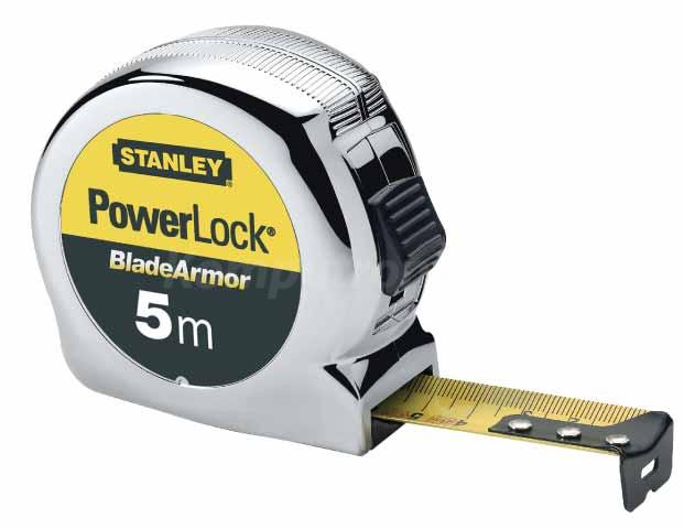 Stanley Powerlock Bladearmor 5 m 0-33-514
