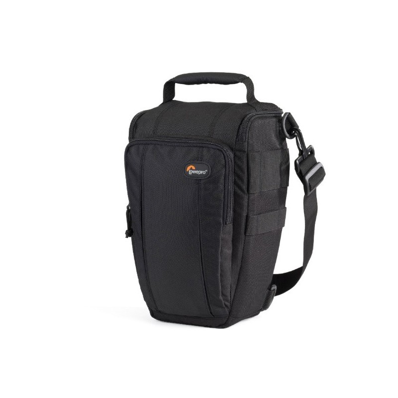 Lowepro Toploader Zoom 55 AW II Black soma foto, video aksesuāriem