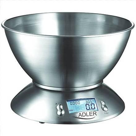 Adler AD 3134  5 kg virtuves svari
