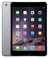 iPad Mini 3 Wi-Fi + Cellular 64GB Space Gray Planšetdators