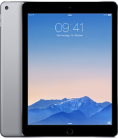 iPad Air 2 Wi-Fi 16GB Space Gray Planšetdators