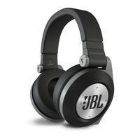 JBL Synchros E50BT Bluetooth Headset Black austiņas