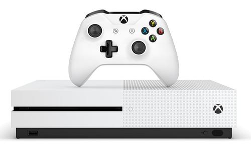 Microsoft Xbox One S 1TB white spēļu konsole