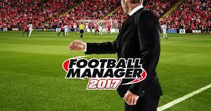 SEGA Football Manager 2017 spēle