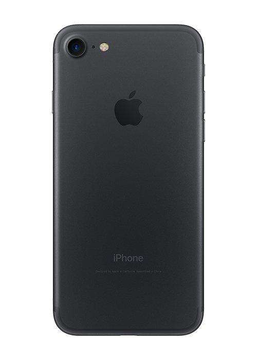 Apple iPhone 7 32GB Black Mobilais Telefons