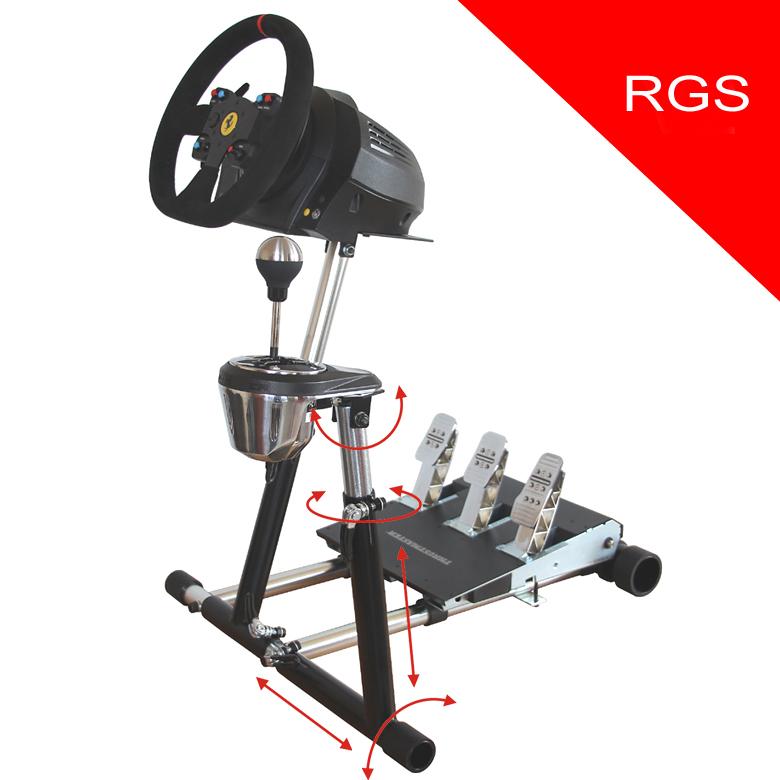 Wheel Stand Pro Wheel Stand Pro RGS spēļu aksesuārs