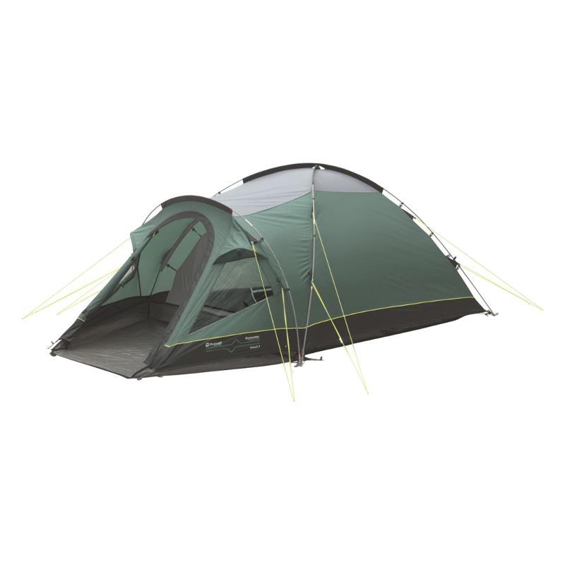 Outwell Cloud 2 dome tent telts Kempingiem, pārgājieniem