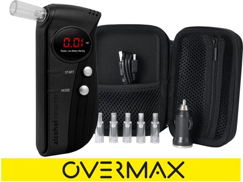 Overmax ALKOMAT AD-01 Alkometrs