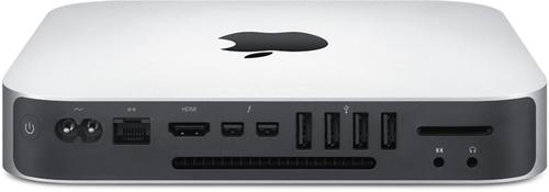 Mac Mini i5 DC 2.6GHz/8GB/1TB/Intel Iris Graphics dators