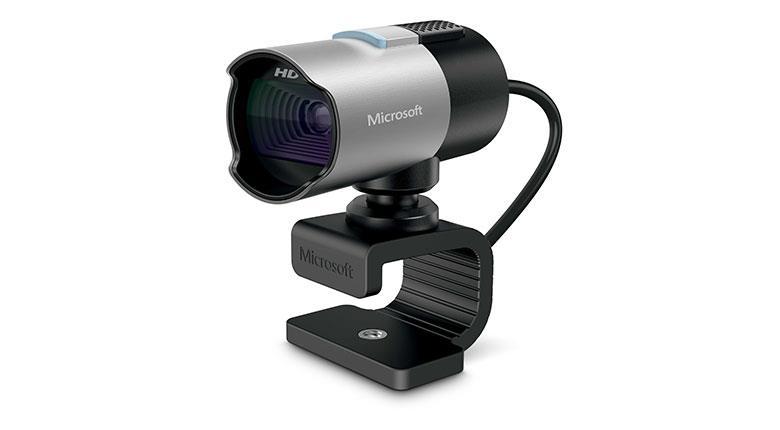 Microsoft LifeCam Studio for Bsnss Win USB Port NSC Euro/APAC Hdwr 50/60HZ web kamera