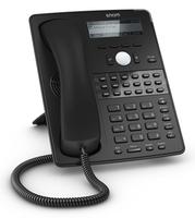 Telefon Snom D725 black telefons