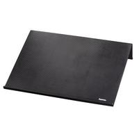 Hama Notebook-Stand Carbon Style portatīvā datora dzesētājs, paliknis