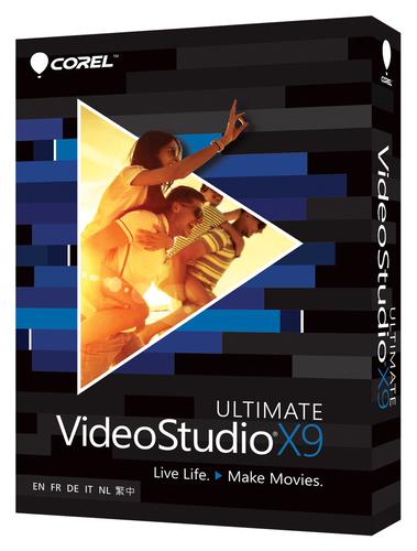 VideoStudio Pro X9 ML   Ultimate  VSPRX9ULMLMBE programmatūra