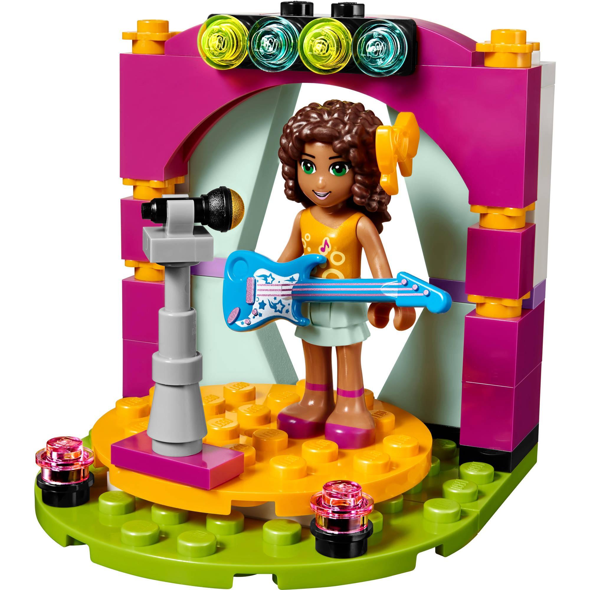 Lego Andrea s Musical Duet 41309 LEGO konstruktors