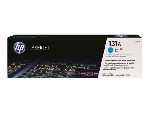 HP 131A CYAN toneris