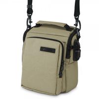 Bag Pacsafe antykradziezowa Camsafe Z6 Green (15515114) soma foto, video aksesuāriem