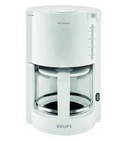 Krups F 309 01 ProAroma Filterkaffeemaschine white Kafijas automāts