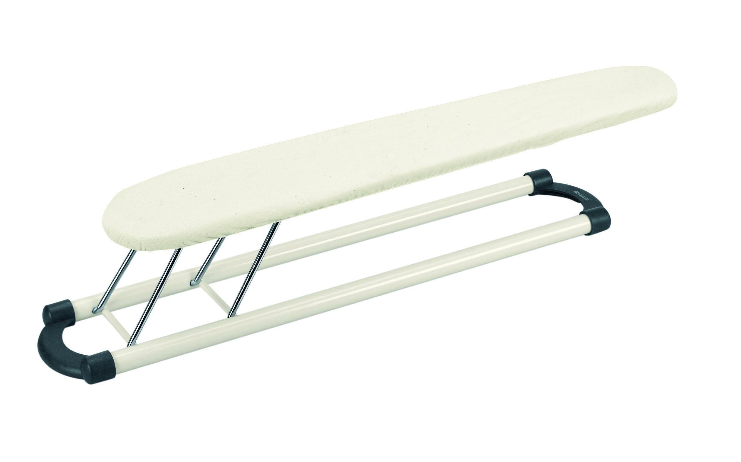 BRABANTIA pamatne piedurkņu gludināšanai, 60x10 cm, Ecru / White Frame (371806) 102400