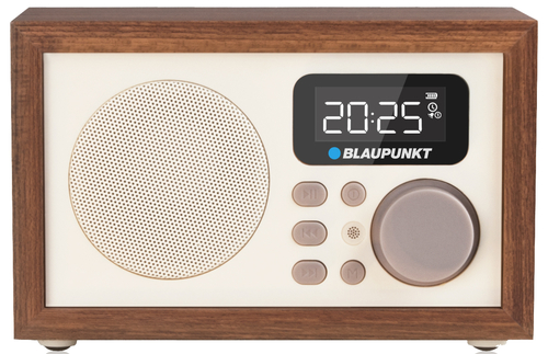 Blaupunkt HR5BR radio, radiopulksteņi