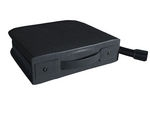 CD Wallet MediaRange for 200 CD/DVDs black