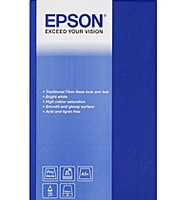 EPSON Photo Paper Glossy 13x18cm 50 sh foto papīrs