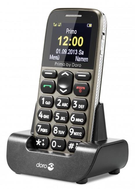 Doro Primo 215 Beige Mobilais Telefons